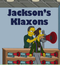 Jackson's Klaxons
