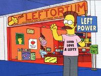 Ned przed Leftorium