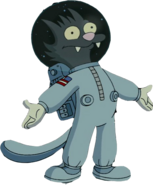Scratchy in The Simpsons Movie