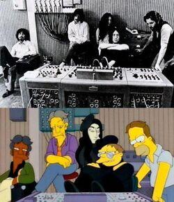 The Beatles vs. The Be Sharps