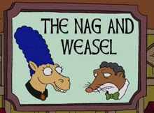 The nag and the weasel