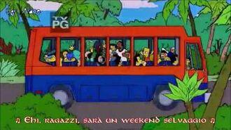 -I Simpson- NRBQ - It's A Wild Weekend (Sub Ita)