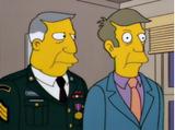 O diretor e o soldado