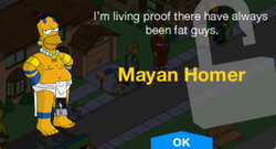 250px-Tapped Out Mayan Homer New Character