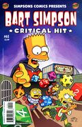 Bart Simpson-Critical Hit