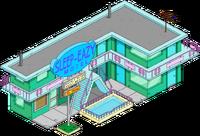 Sleep-Eazy Motel Tapped Out