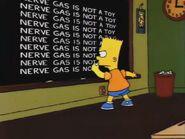 'Round Springfield Chalkboard Gag