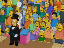 Homer triste plateia montanharussa