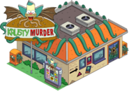 Krusty Murder Tapped Out