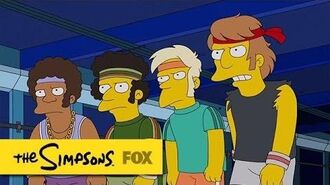 "New Friends from ""Winter of His Content"" THE SIMPSONS ANIMATION on FOX"