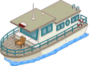 Simpson Houseboat tapped out
