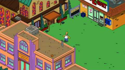 The Simpsons Tapped Out - NOW AVAILABLE!