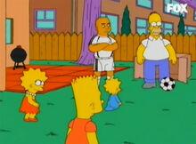 Familia joga bola ronaldo 2