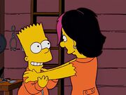 Gina and bart