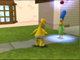 The Simpsons Hit and Run/Homer