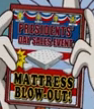 Mattress Blow-Out!