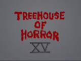 Treehouse of Horror XV