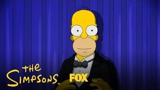 Homer Peabody Award Speech THE SIMPSONS
