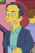 George Takei w serialu