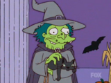Witch (Treehouse of Horror XVI)