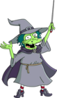 Witch Tapped Out