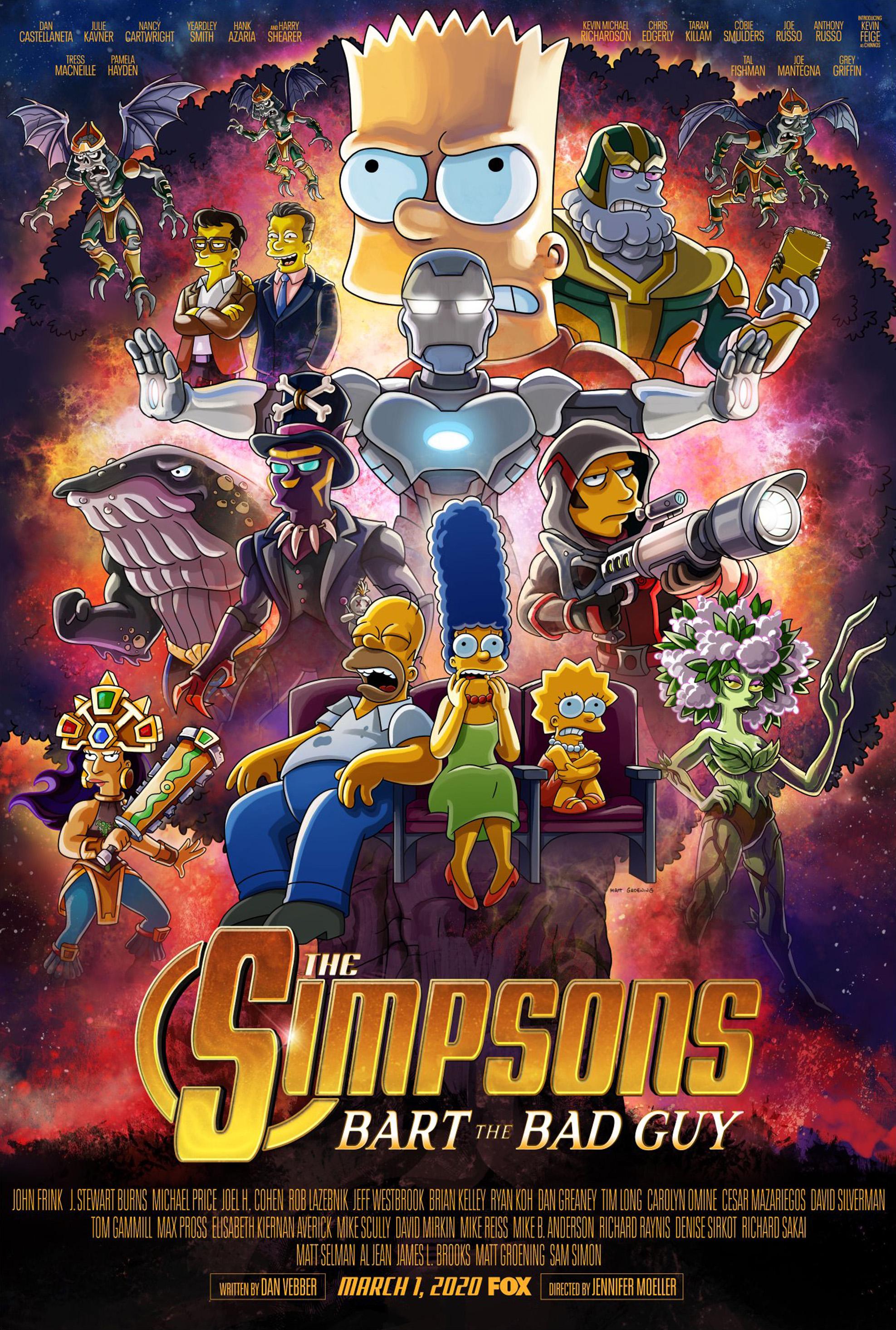 Wiki Simpsons Halloween 2020 Spoilers Bart the Bad Guy   Simpsons Wiki   Fandom