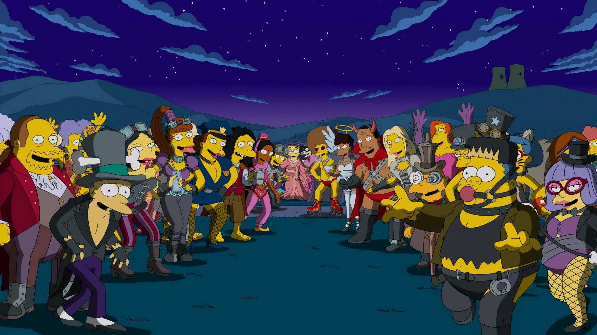 grown up halloween | simpsons wiki | fandom poweredwikia