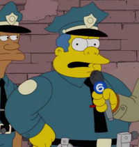 Star Wars Wiggum