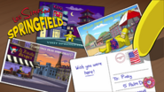 Destination Springfield Accueil