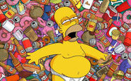 Homer On Saturday Morning
