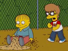 Jake briga ralph formigueiro