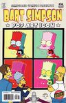 Bart Simpson-Pop Art Icon