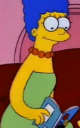 Marge in Lisa's First Word 13