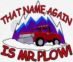 Mr.plowfront