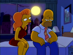 The Last Temptation of Homer