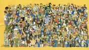 Personagens de Os Simpsons