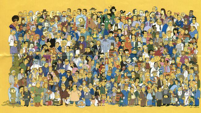 Personagens de Os Simpsons