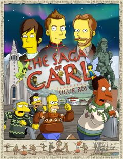 The Saga of Carl - Promo image