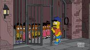 Bart jails Octuplets