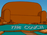 Game of Thrones couch gag
