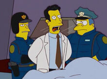 Dr egoyan preso polícia