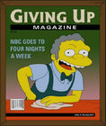 Giving Up Magazine