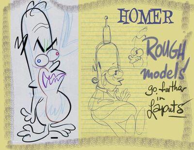 Homerbodymodel-s