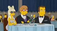 Lady Gaga, Elton John i Ricky Gervais