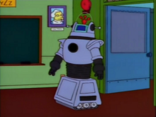 Robby the automaton 09x18 01