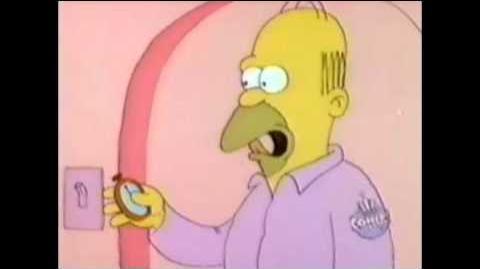 The Simpsons Shorts- World War III