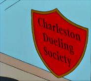 E-I-E-I-(AnnoyedGrunt) CharlestonDuelingSociety