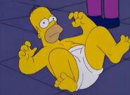 Homer diaper