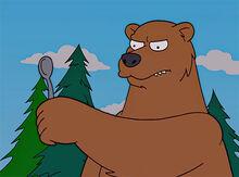 Urso colher