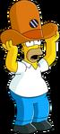Camera Hat Homer Unlock